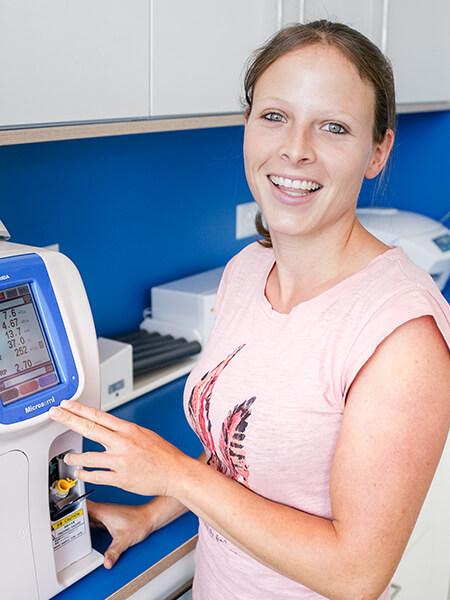 Michèle Güttinger-Guggisberg, Medizinische Praxisassistentin Chinderpraxis Minimed Winterthur